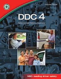 DDC 4 Driving Course Driver Safety Training