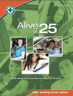 Alive at 25 Driving Course