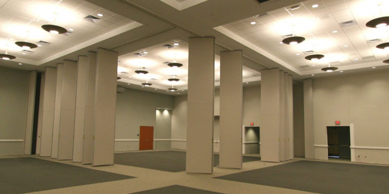Blue Ridge Conference Hall interior space